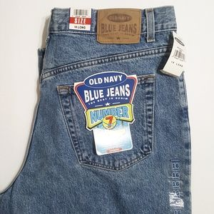 Vintage Old Navy Relaxed Fit Jeans
